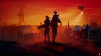 Скриншот второй из Wolfenstein: Youngblood