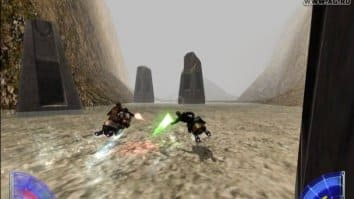 Скриншот первый из Star Wars Jedi Knight: Jedi Academy