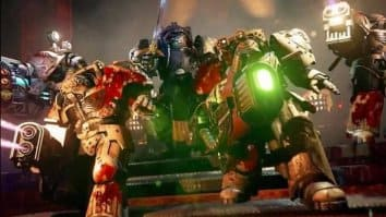 Скриншот четвёртый из Space Hulk Deathwing