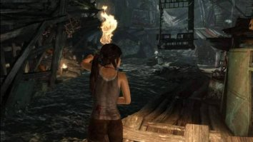 Скриншот первый из Tomb Raider: Game of the Year Edition