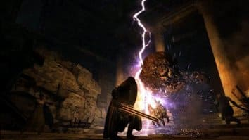 Скриншот второй из Dragon's Dogma Dark Arisen