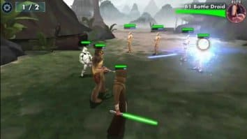 Скриншот четвёртый из Star Wars: Galaxy of Heroes