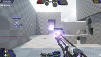 Скриншот второй из Unreal Tournament 4