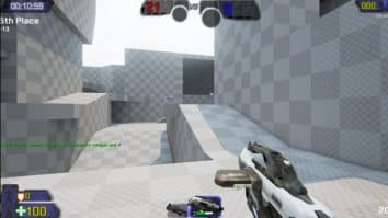 Скриншот четвёртый из Unreal Tournament 4