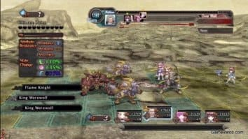 Скриншот второй из Agarest: Generations of War 2