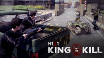 Скриншот четвёртый из H1Z1: King of the Kill