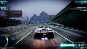 Скриншот второй из Need for Speed: Most Wanted Ultimate Speed