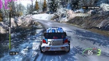 Скриншот второй из WRC 5 FIA World Rally Championship