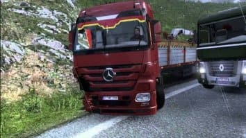 Скриншот четвёртый из German Truck Simulator