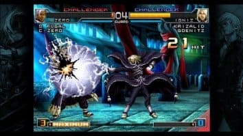 Скриншот четвёртый из The King of Fighters 2002: Unlimited Match