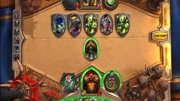 Скриншот второй из Hearthstone: Heroes of Warcraft