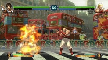 Скриншот четвёртый из The King of Fighters XIII
