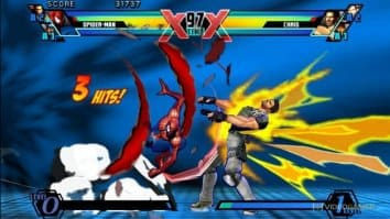 Скриншот четвёртый из ULTIMATE MARVEL VS. CAPCOM 3