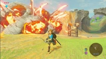 Скриншот первый из The Legend of Zelda: Breath of the Wild