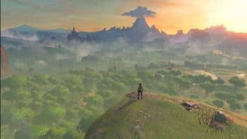 Скриншот второй из The Legend of Zelda: Breath of the Wild