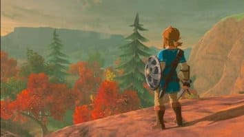 Скриншот третий из The Legend of Zelda: Breath of the Wild