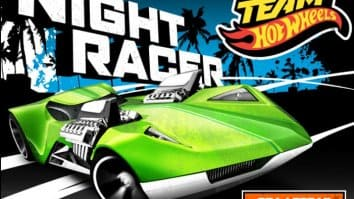 Скриншот четвёртый из Hot Wheels: Night Racer