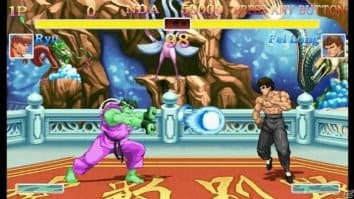 Скриншот третий из Ultra Street Fighter II: The Final Challengers