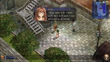 Скриншот четвёртый из The Legend of Heroes Trails in the Sky the 3rd
