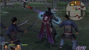 Скриншот второй из Warriors Orochi