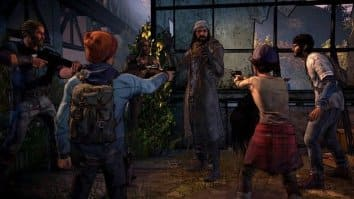 Скриншот второй из The Walking Dead: The Final Season - Episode 1-3