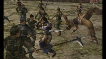 Скриншот четвёртый из Dynasty Warriors 4 Hyper