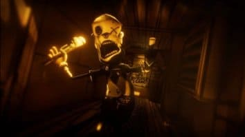 Скриншот первый из Bendy and the Ink Machine: Complete Edition