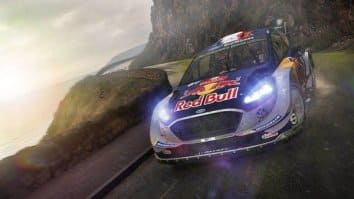 Скриншот второй из WRC 7 FIA World Rally Championship