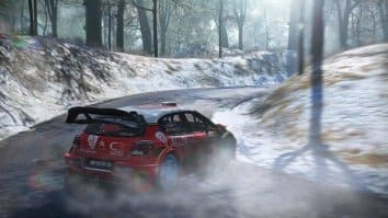 Скриншот четвёртый из WRC 7 FIA World Rally Championship