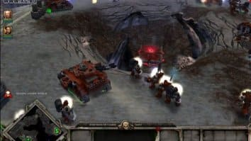 Скриншот второй из Warhammer 40000 Dawn of War