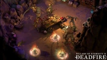 Скриншот второй из Pillars of Eternity 2 Deadfire