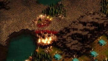 Скриншот второй из They Are Billions