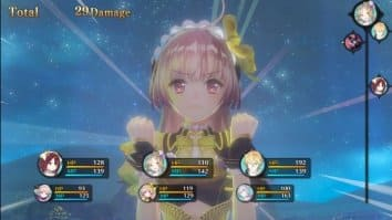 Скриншот второй из Atelier Lydie and Suelle The Alchemists and the Mysterious Paintings