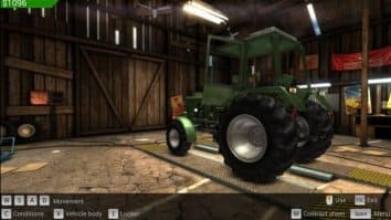 Скриншот четвёртый из Farm Mechanic Simulator 2015