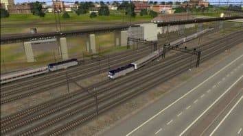 Скриншот четвёртый из Trainz Simulator 12