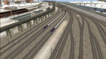 Скриншот второй из Trainz Simulator 12
