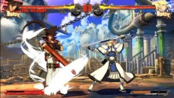 Скриншот второй из GUILTY GEAR Xrd - SIGN