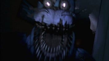 Скриншот четвёртый из Five Nights at Freddy's 4