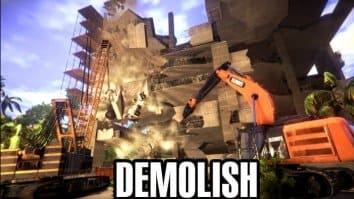 Скриншот четвёртый из Demolish and Build 2018