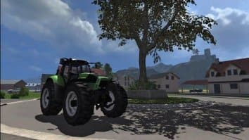 Скриншот третий из Farming Simulator 2011 Platinum Edition