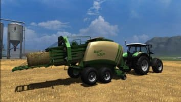 Скриншот четвёртый из Farming Simulator 2011 Platinum Edition