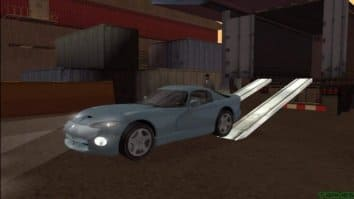 Скриншот первый из Grand Theft Auto San Andreas Real Cars