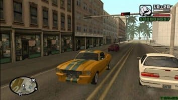 Скриншот второй из Grand Theft Auto San Andreas Real Cars