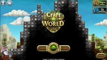 Скриншот четвёртый из Craft The World