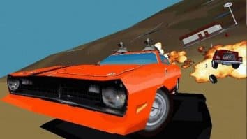 Скриншот второй из Interstate '76 The Arsenal
