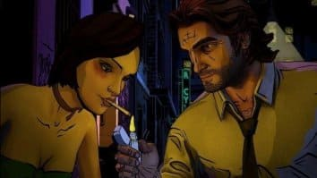 Скриншот второй из The Wolf Among Us 2