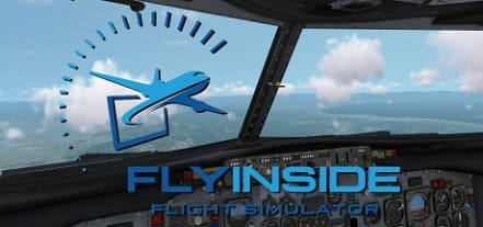 Логотип FlyInside Flight Simulator