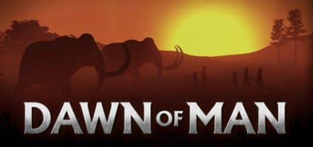 Логотип Dawn of Man