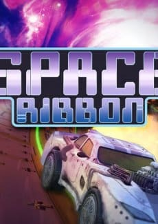 Постер Space Ribbon