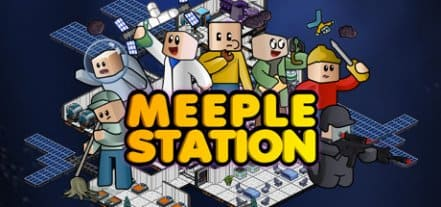 Логотип Meeple Station